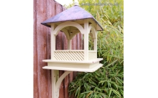 wall hanging bird table