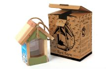 bird feeder barn
