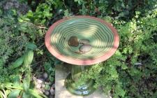 garden bird bath| gardenature.co.uk