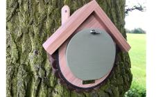 woodland dormouse box | gardenature.co.uk