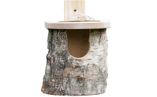 robin nest box | gardenature.co.uk