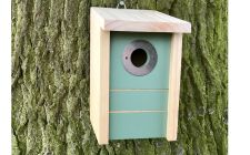 triple action bird box| gardenature.co.uk