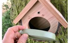 nest box for dormice