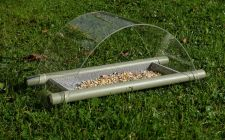 ground bird feeder | gardenature