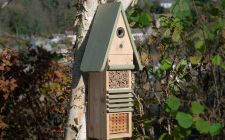Bird,bee & bug hotel | gardenature