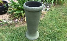 coniston bird bath pedestal only