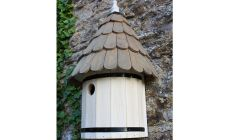 dovecote for garden birds