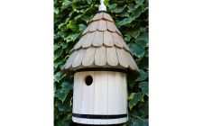dovecote bird box | gardenature