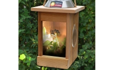 Solar insect house | gardenature.co.uk