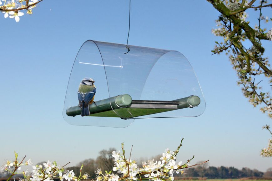 hanging bird feeder | gardenature.co.uk