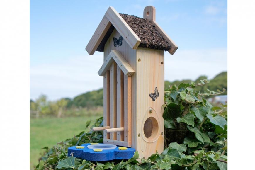 BTF4 Bug house | gardenature.co.uk