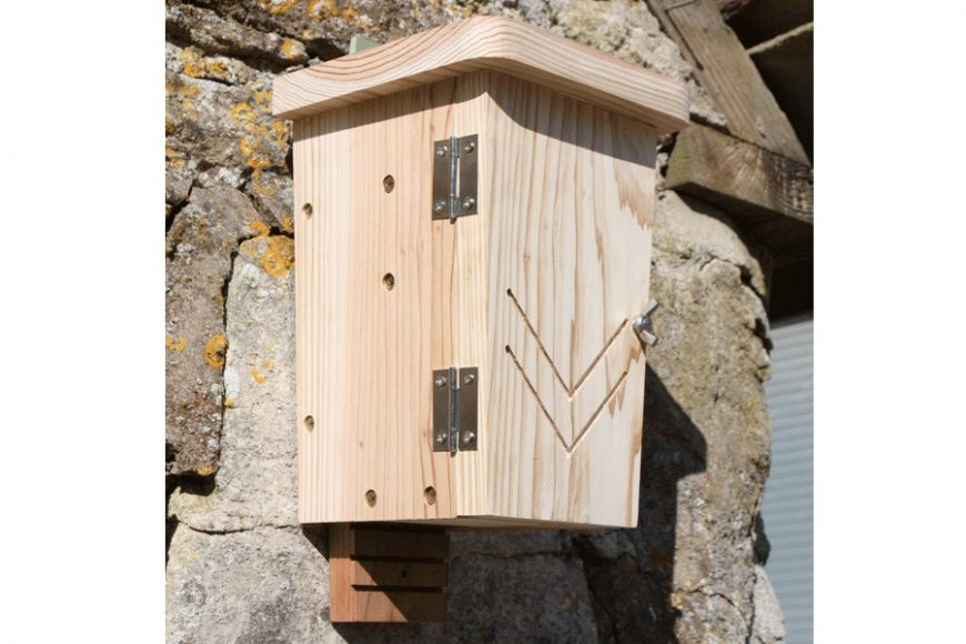 Double Chamber Bat Box