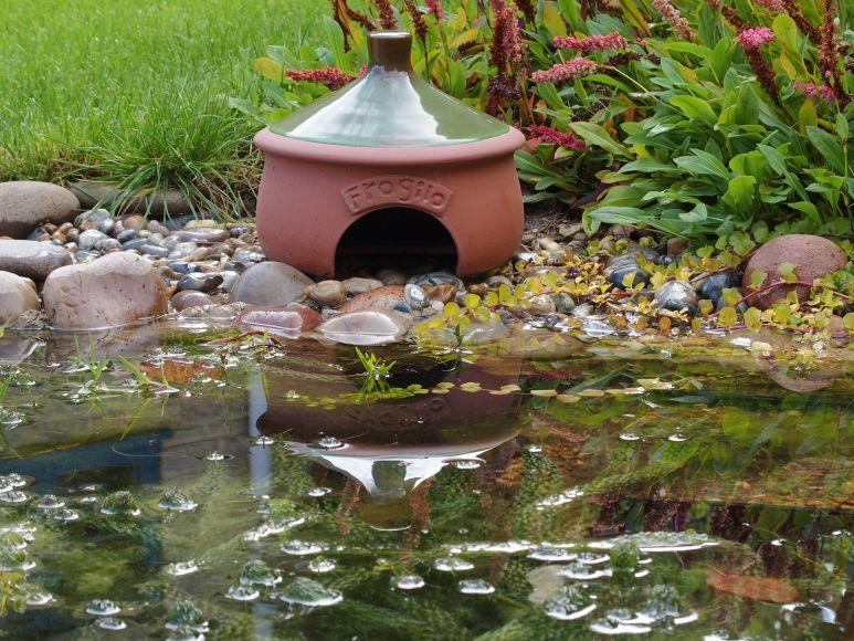 toad house frogilo, gardenature