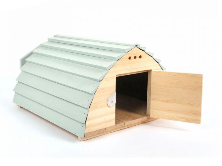 Hedgehog house barn
