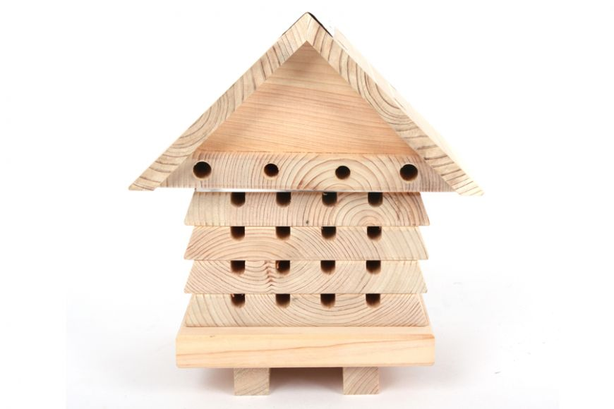 beehive for solitary bees | Gardenature