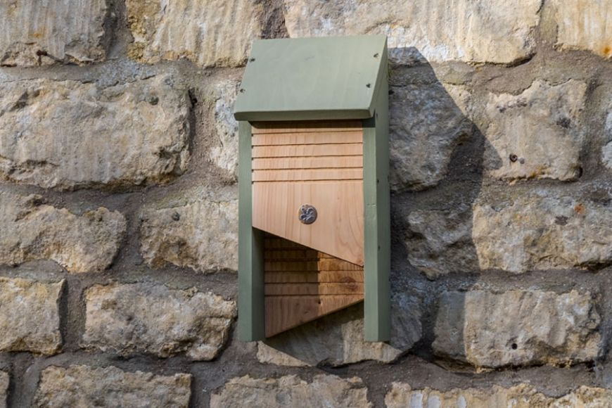 National Trust Bat Box | gardenature.co.uk
