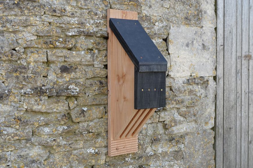 large bat box | gardenature.co.uk