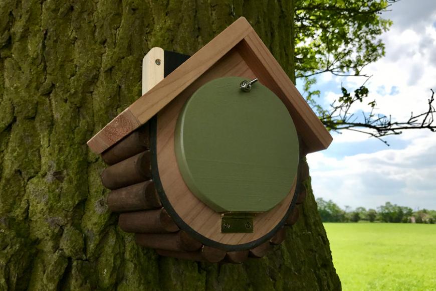 dormouse nesting boxes