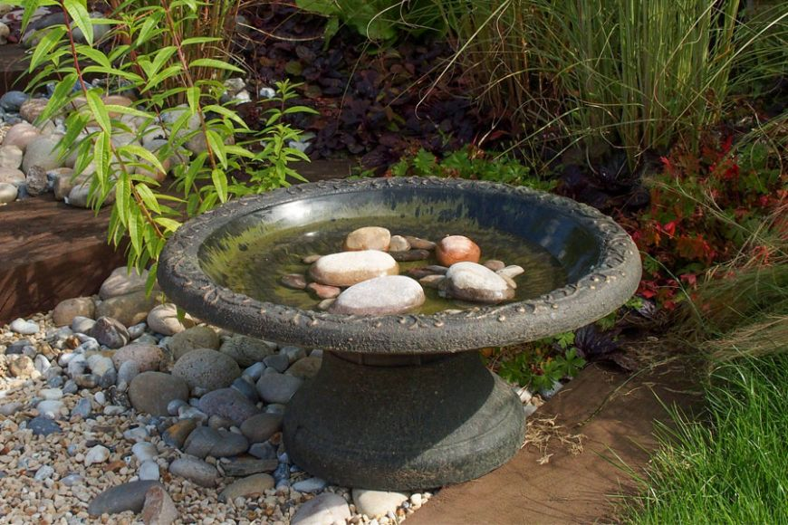 Coniston bird bath | gardenature.co.uk