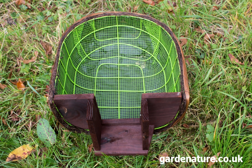 hedgehog house | gardenature