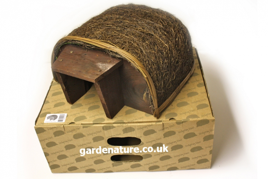 hedgehog house gift