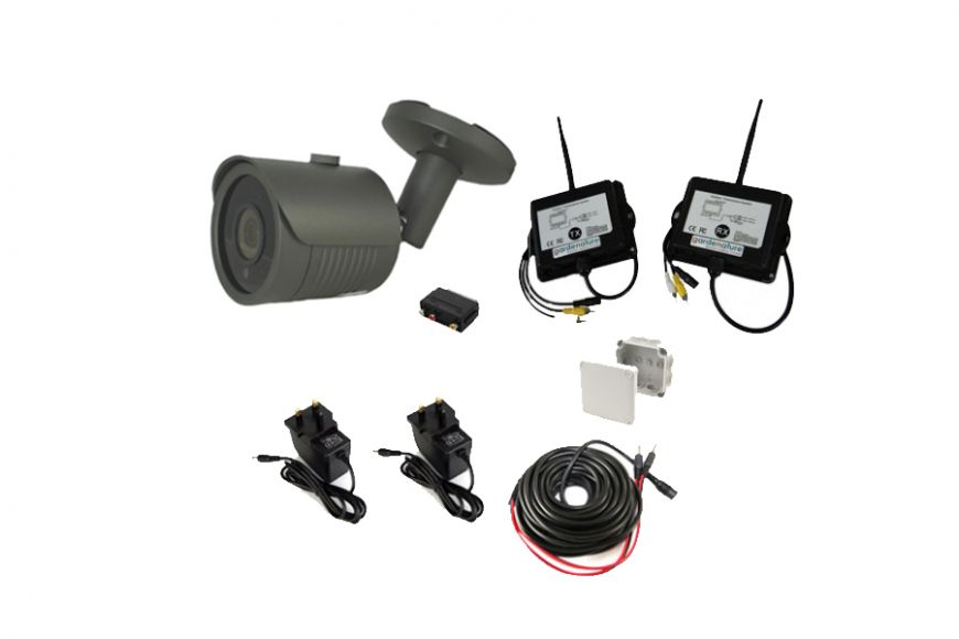 wireless garden camera | gardenature