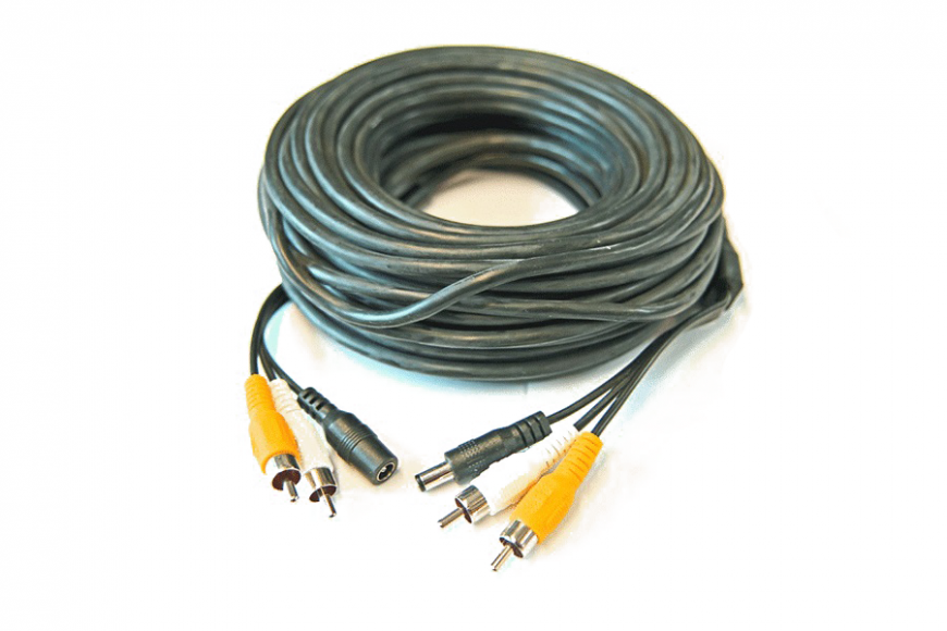 AV /DC cable - gardenature