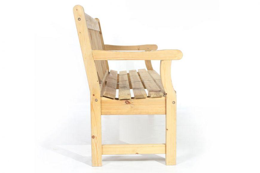 Darwin 3 seater bench
