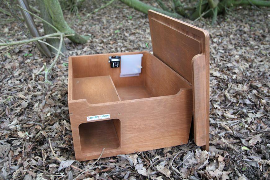 Hog house camera kit | gardenature
