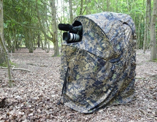 Camo Hides and Camo Netting