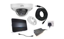 Mini Dome IP Camera kit