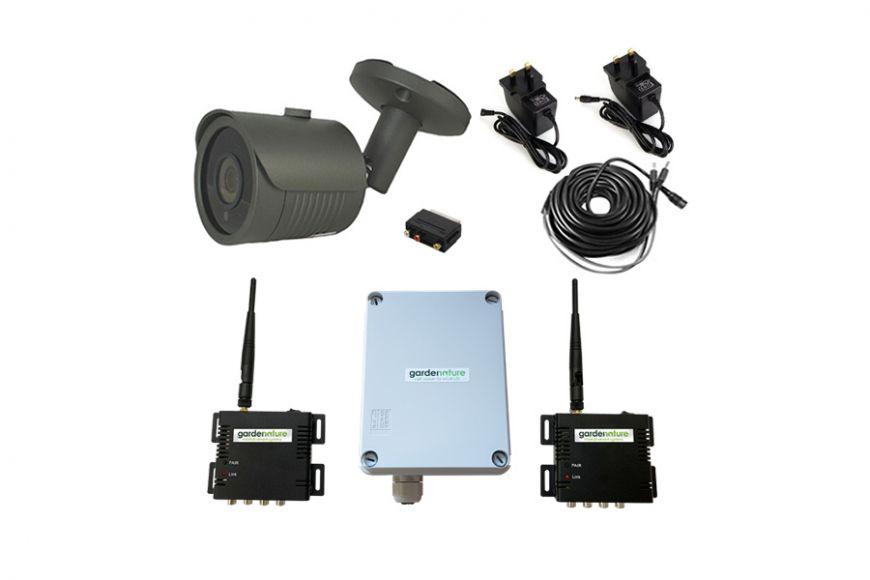 Wireless Garden cameras | Gardenature