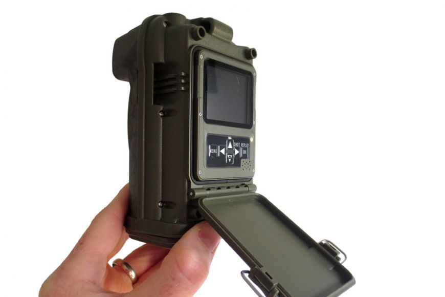 Wireless Trail Cameras from Gardenature