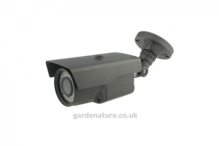 Wireless garden camera
