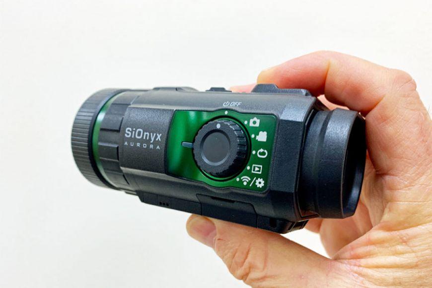 Sionyx Aurora colour day and night camera