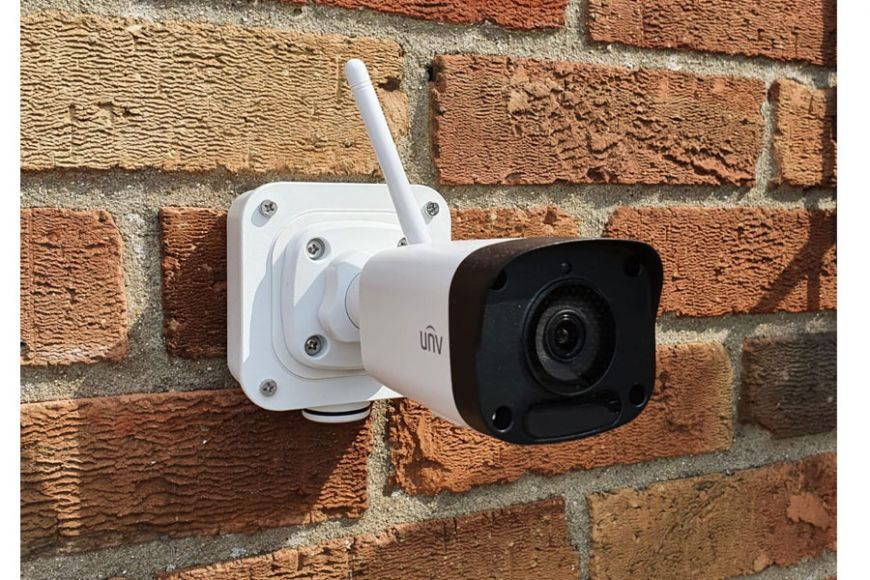 Outdoor WiFi camera | gardenature
