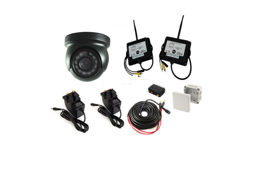 Wireless Mini Eyeball Camera Kit