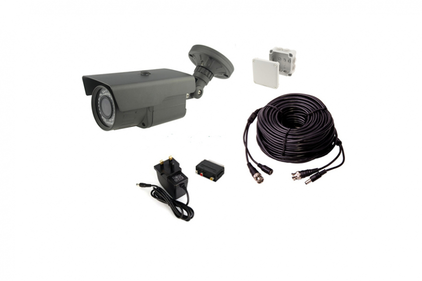 AHD Wildlife Camera 720P 2.8-12mm Kit