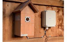 WiFi bird box camera system | gardenature