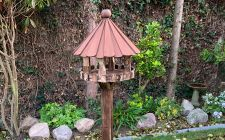 Carousel bird table | Gardenature