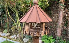 Dovecote Bird table