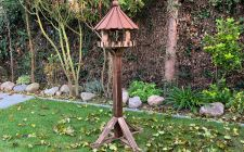 The Kirby Bird Table - Gardenature
