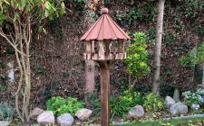 Garden bird tables | Gardenature