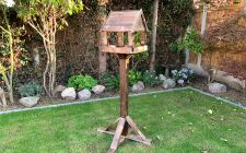 Garden Bird Tables - The Frinton