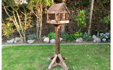 The Frinton Bird Table by gardenature
