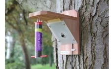 bird feeder viewcam from gardenature