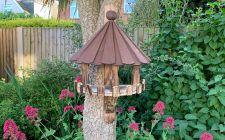 small garden bird tables | gardenature