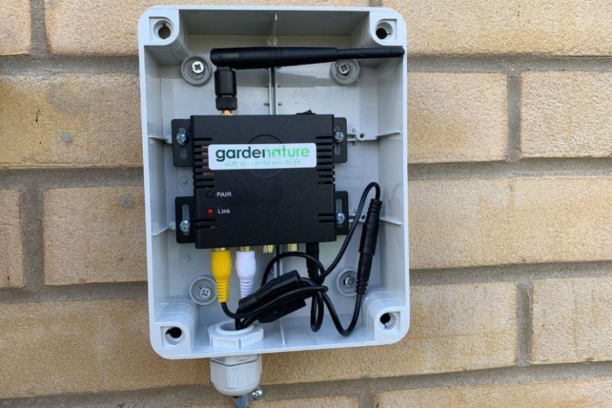 transmitter weatherproof housing