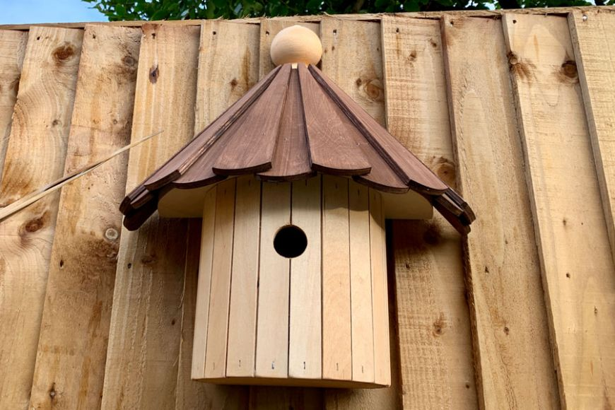 The kirby dovecote Nest box