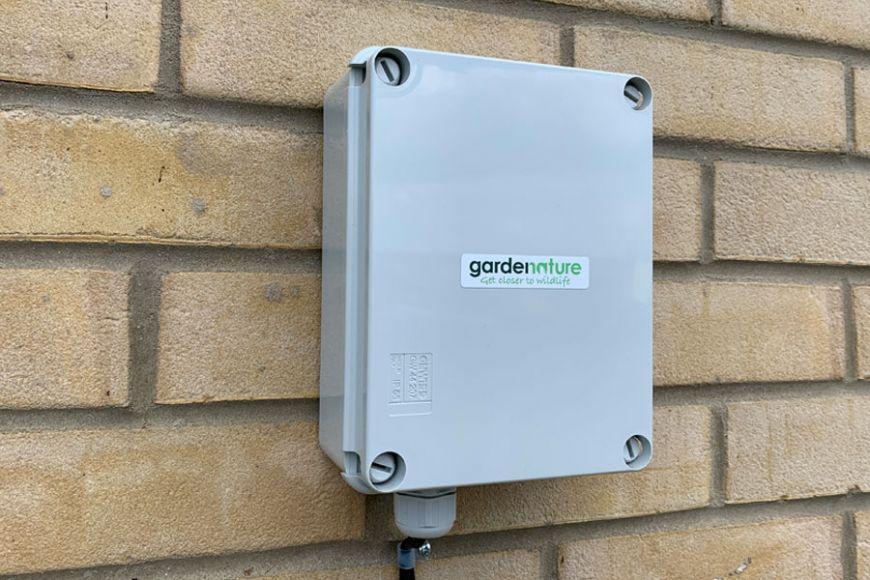 Large IP weatherproof junction box
